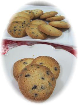 161125 チョコチップクッキー