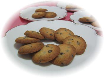 161207 チョコチップクッキー
