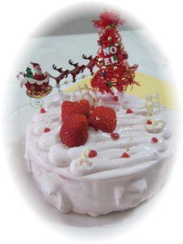161212 クリスマスケーキ③