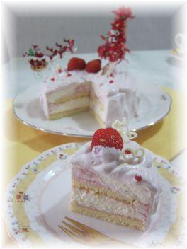161212 クリスマスケーキ②