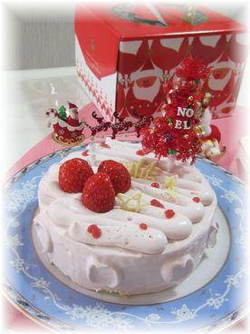 161213 クリスマスケーキ