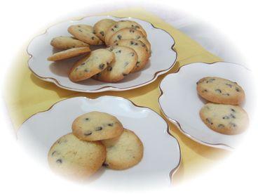 170206 チョコチップクッキー