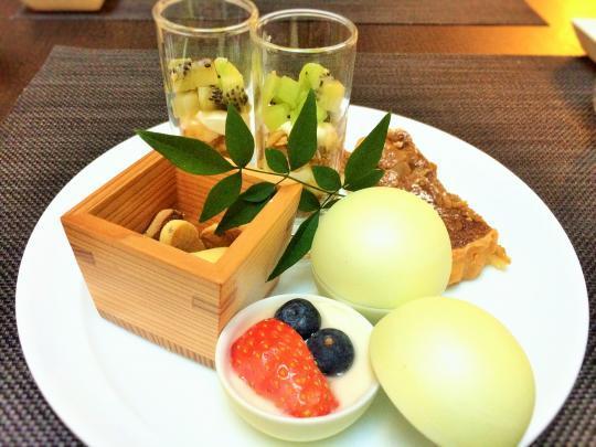 パークホテル東京4
