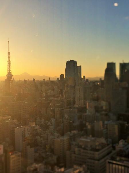 パークホテル東京7