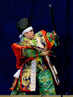 原田神楽団