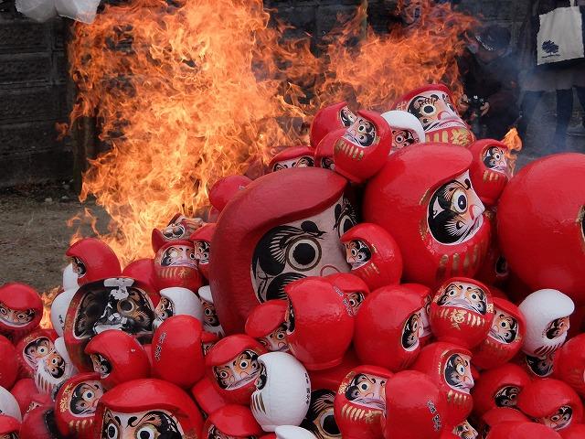 2017-1-21-1国分寺だるま焼き