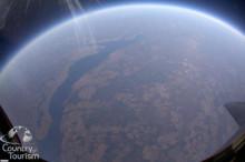ロケットボディボーダーの宇宙通信