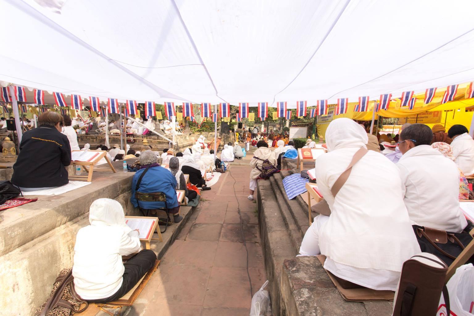 インド・ブッダガヤ仏心寺