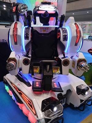 09コーエィのロボット