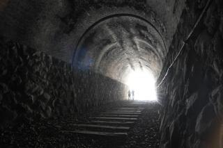 長尾山第三トンネル