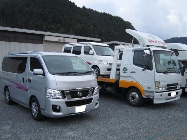 2017 Japan Campingcar Show 準備