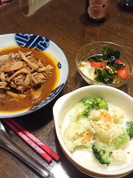 20170126ご飯