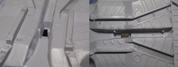 ドライブシャフト固定部の作製