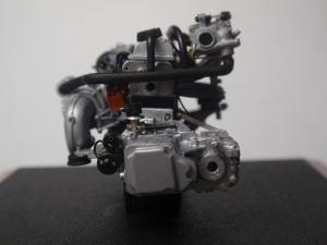 エンジン完成