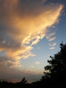 161119-11=夕焼け雲と海fm前庭