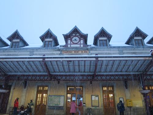 AAA CHAMONIX SNOW STATION