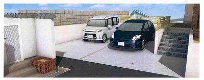 s-駐車スペース