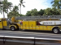 ハワイの消防車-1612