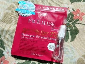 PA209138真水素フェイスマスク