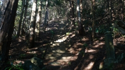 20170107鐘ヶ嶽ー三峰山5