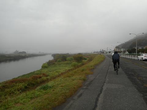 太田川河川敷