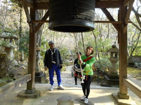 三滝寺の鐘