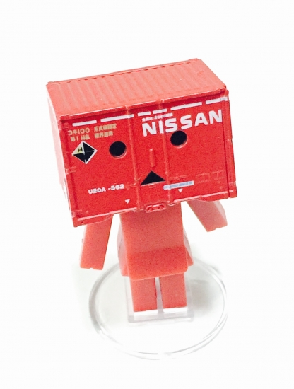 NISSANコンテナー