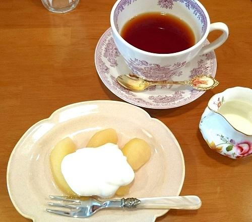 シャトンさん紅茶