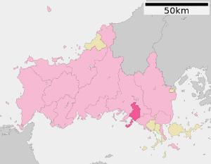 山口県下松市