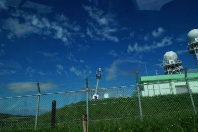 Czm_os4UkAAOf-s第303与那国沿岸監視隊の監視カメラ