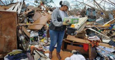 米南部、竜巻で16人死亡