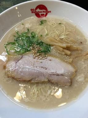 とんこつラーメン まるとん本舗 武蔵グループ 豊川 花屋 花夢
