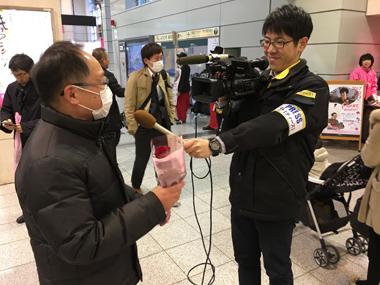 フラワーバレンタイン 花男子 タクト バラ マム 豊橋駅 花イノベーション