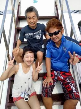 2017年2月12日タオ島海ブログ