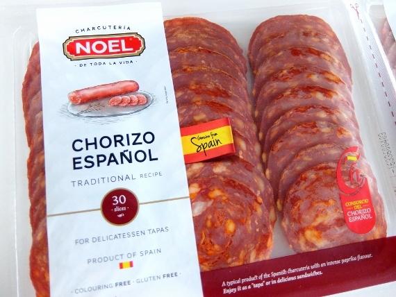 コストコ ◆ Noel チョリソー SLCD Chorizo 1,098円也 ◆