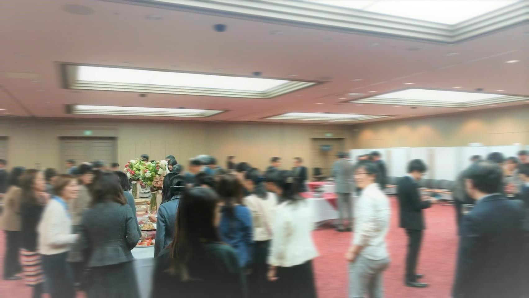 学術総合センター一橋講堂 学会 懇親会パーティー ケータリング