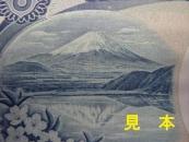 20161204_本栖湖の1000円札