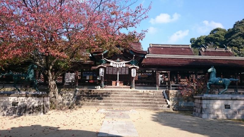2016/11/05 室津(賀茂神社)