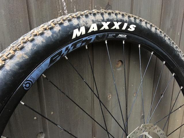 maxxis tire mtb