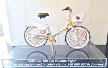 かわいい自転車横201611