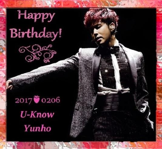 yuno誕生日