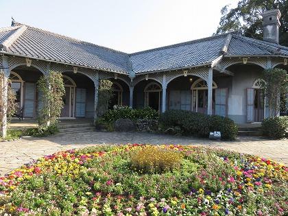 グラバー邸の花壇 (4)