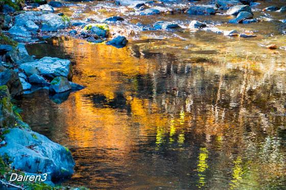 桐生川上流