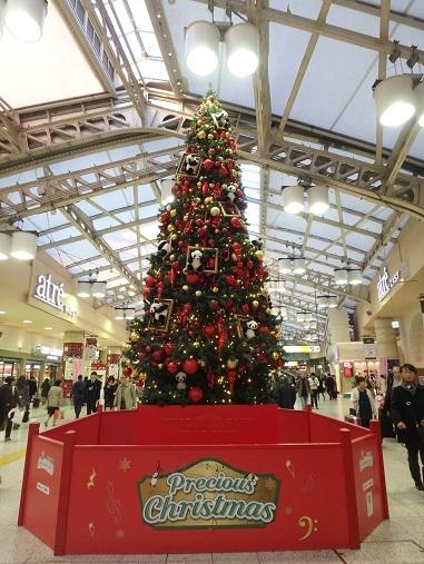 クリスマスツリー 2016