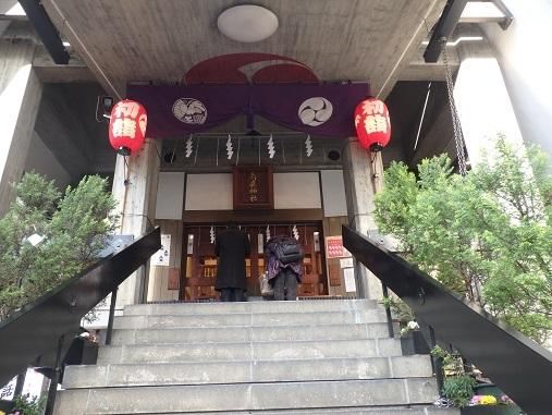 烏森神社 6