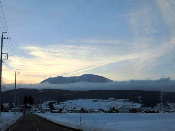 雪山&雪原の季節到来10