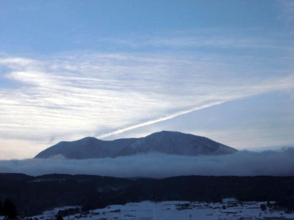 雪山&雪原の季節到来11
