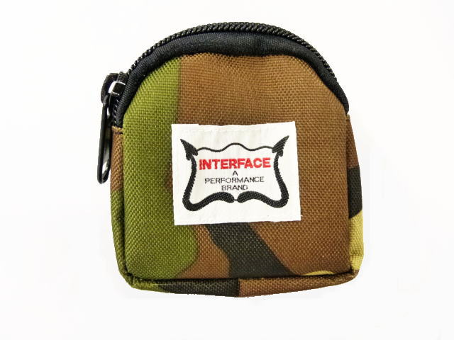 INTERFACE DOUBLE COIN CASE
