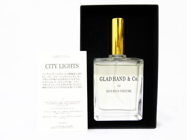 GLAD HAND GH-PERFUME CITY LIGHTS