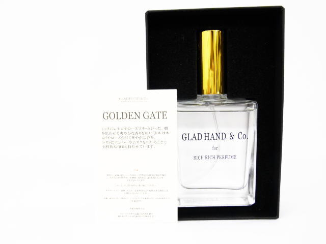 GLAD HAND GH-PERFUME GOLDEN GATE